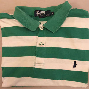 Vintage Ralph Lauren Polo Short Sleeve Shirt C1oFtQ
